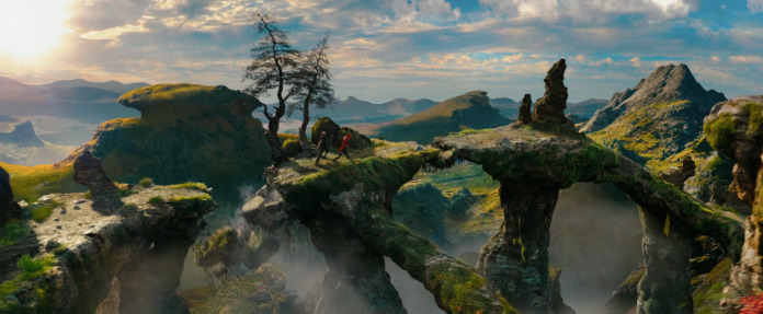 Oz The Great and Powerful Teaser Photos Hi Res - 021