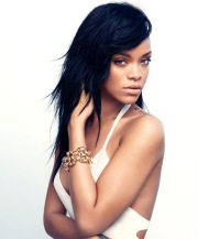 Rihanna Covers Harper's Bazaar August 2012 Photos - 001