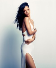 Rihanna Covers Harper's Bazaar August 2012 Photos - 002
