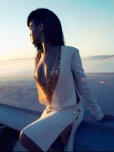 Rihanna Covers Harper's Bazaar August 2012 Photos - 003