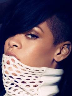 Rihanna Covers Harper's Bazaar August 2012 Photos - 005