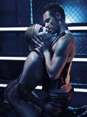Sexy Charlize Theron & Michael Fassbender by Mario Sorrenti Photos 02