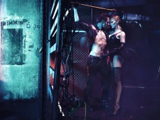 Sexy Charlize Theron & Michael Fassbender by Mario Sorrenti Photos 03