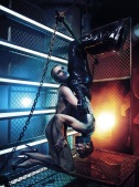 Sexy Charlize Theron & Michael Fassbender by Mario Sorrenti Photos 04