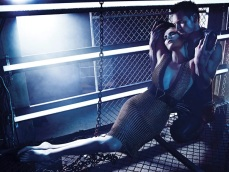 Sexy Charlize Theron & Michael Fassbender by Mario Sorrenti Photos 05
