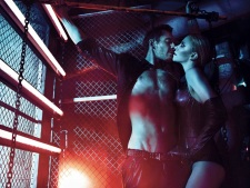 Sexy Charlize Theron & Michael Fassbender by Mario Sorrenti Photos 06