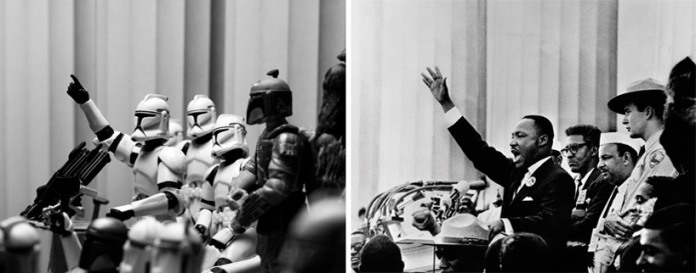 Star Wars Recreations of Famous Photographs by David Eger - 009