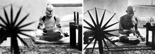 Star Wars Recreations of Famous Photographs by David Eger - 010