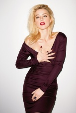 Amber Heard by Terry Richardson [Photos] - 002