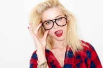Amber Heard by Terry Richardson [Photos] - 017