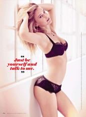Bar Refaeli Hot in Maxim Magazine September 2012 Photos - 006