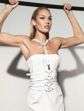 Candice Swanepoel Collier Schorr Photoshoot for Muse Magazine Summer 2012 Hi Res Photos - 002