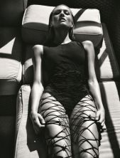 Candice Swanepoel Collier Schorr Photoshoot for Muse Magazine Summer 2012 Hi Res Photos - 003