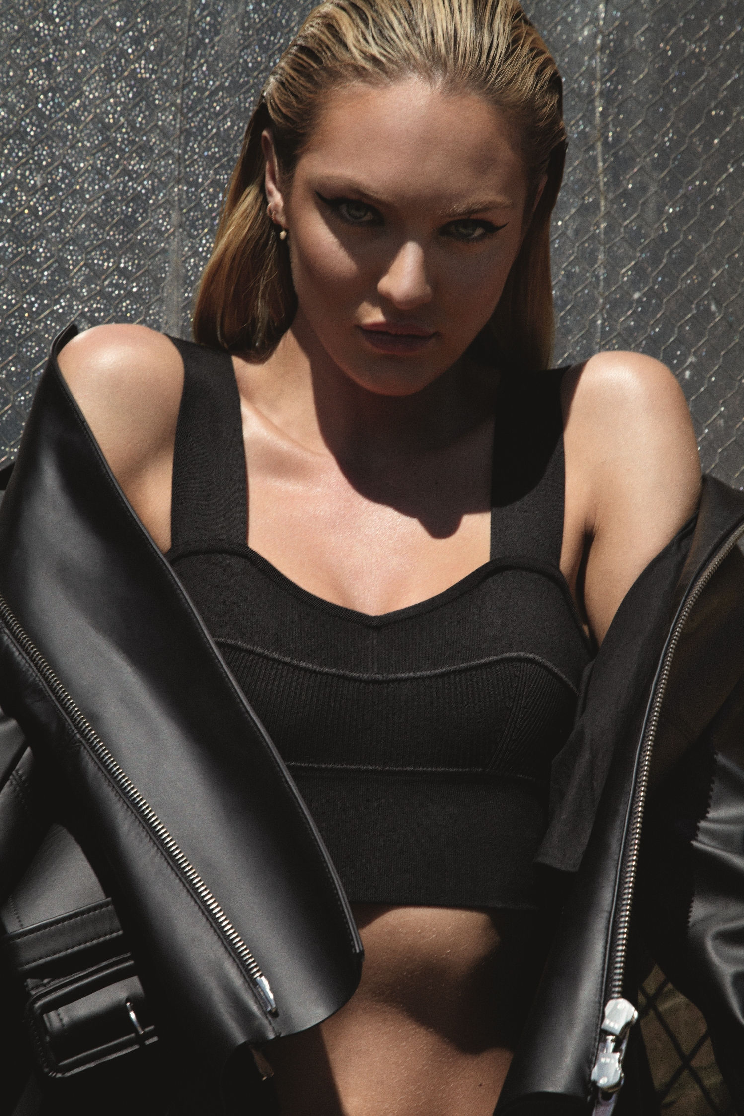 candice swanepoel � collier schorr photoshoot for muse
