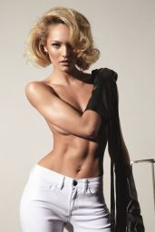 Candice Swanepoel Collier Schorr Photoshoot for Muse Magazine Summer 2012 Hi Res Photos - 009
