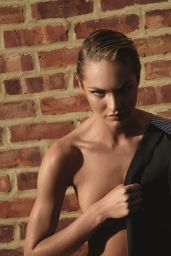 Candice Swanepoel Collier Schorr Photoshoot for Muse Magazine Summer 2012 Hi Res Photos - 011