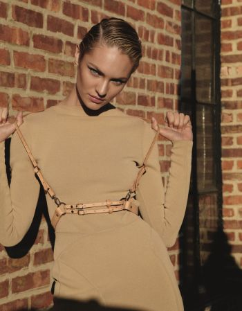 Candice Swanepoel Collier Schorr Photoshoot for Muse Magazine Summer 2012 Hi Res Photos - 014