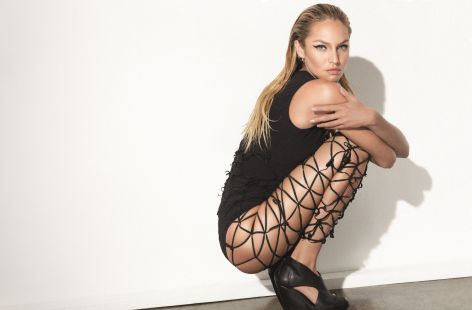 Candice Swanepoel Collier Schorr Photoshoot for Muse Magazine Summer 2012 Hi Res Photos - 016