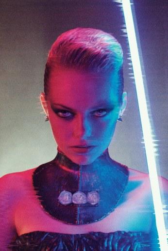 Emma Stone Interview Magazine September 2012 [Photos] - 005