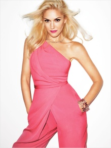 Gwen Stefani Harper's Bazaar September 2012 by Terry Richardson Photos - 004