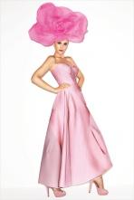 Gwen Stefani Harper's Bazaar September 2012 by Terry Richardson Photos - 006
