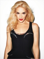 Gwen Stefani Harper's Bazaar September 2012 by Terry Richardson Photos - 008