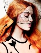 Katy Perry Goes Orange For L'Officiel September 2012 - 010
