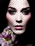 Katy Perry Goes Orange For L'Officiel September 2012 - 011