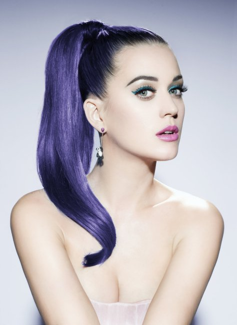 Katy Perry Topless in Jake Bailey 2012 Photoshoot - 001