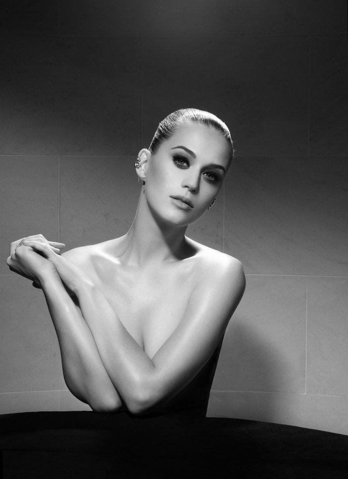 Katy Perry Topless in Jake Bailey 2012 Photoshoot - 002