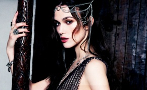 Keira Knightley for Harper's Bazaar UK September 2012 by Ellen von Unwerth Photos - 010