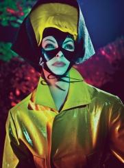 Linda Evangelista for W Magazine September 2012 [Photos] - 001