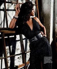 Michelle Rodriguez InStyle Magazine Russia September 2012 Photos - 003