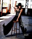 Michelle Rodriguez InStyle Magazine Russia September 2012 Photos - 004