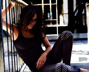 Michelle Rodriguez InStyle Magazine Russia September 2012 Photos - 007