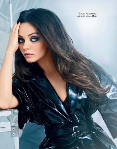 Mila Kunis Vogue Russia August 2012 Photos - 001