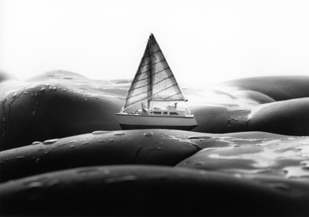 Miniature Body Scapes by Allan Teger Photos - 003
