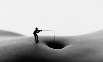Miniature Body Scapes by Allan Teger Photos - 006