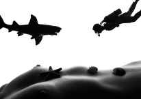 Miniature Body Scapes by Allan Teger Photos - 009