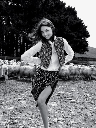 Miranda Kerr New York Times Style Magazine by Orlando Bloom Photos - 003