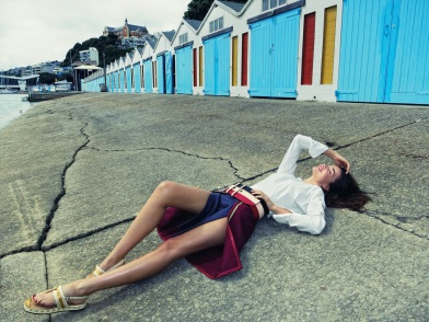 Miranda Kerr New York Times Style Magazine by Orlando Bloom Photos - 004