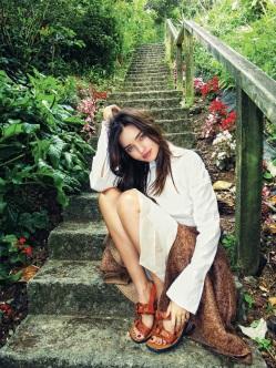 Miranda Kerr New York Times Style Magazine by Orlando Bloom Photos - 005