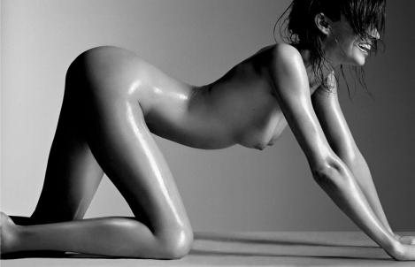 Miranda Kerr Nude for Laurent Darmon Photos - 007