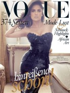 Salma Hayek Vogue Germany September 2012 [Photos] - 009