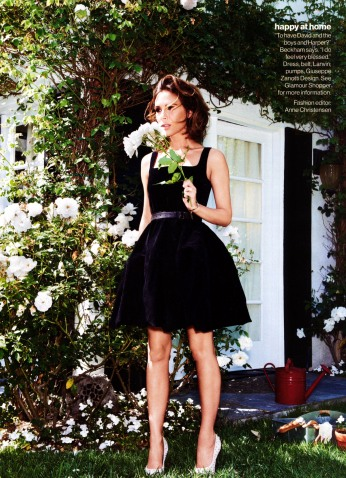 Victoria Beckham Glamour Magazine September 2012 [Photos] - 005