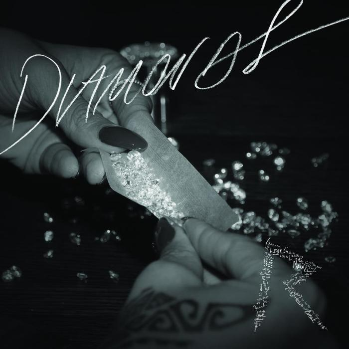 Rihanna Talks - Diamonds