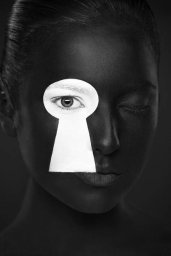 Awesome Black And White Portraits [Photos] - 004