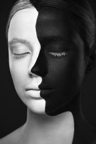 Awesome Black And White Portraits [Photos] - 007