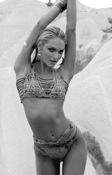 Candice Swanepoel Elle Brazil Magazine September 2012 [Photos] 005