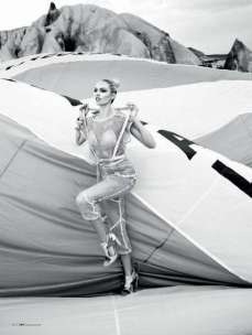 Candice Swanepoel Elle Brazil Magazine September 2012 [Photos] 019